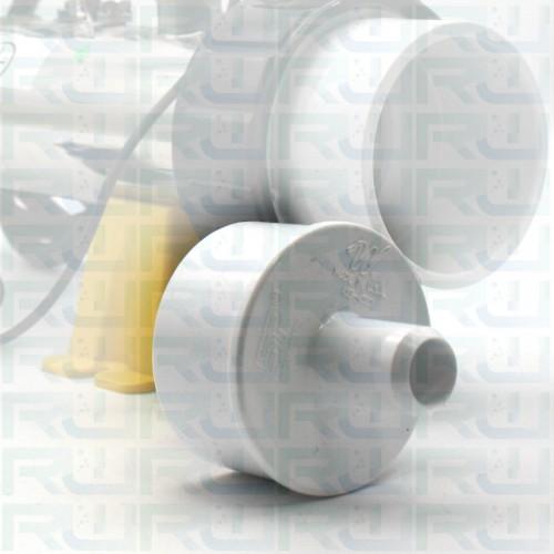 Kit riduzione e adattatore per riscaldatore minipiscine