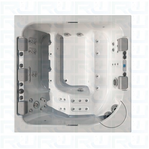 CH3 COPERTURA TERMICA MINIPISCINE teuco (ORDINABILE solo via mail: store@ricambiwellness.it) €1.080