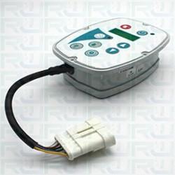 Elettronica e comandi per docce e saune Teuco